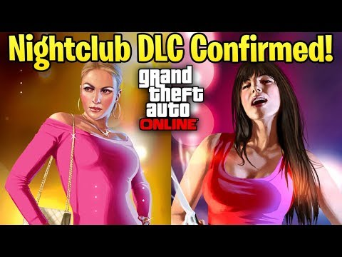GTA Online Nightclub DLC CONFIRMED! Buying & Owning Night Clubs Details