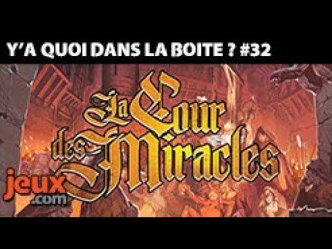 La Cour des Miracles - UNBOXING