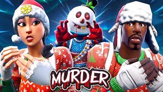 WIRD ER UNS TÖTEN?! | Fortnite Murder Modus