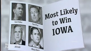 Which Republican Is Most Likely to Win Iowa?