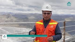 Excelencia Minera: diseñamos taladros para mejorar la interpretación geológica en profundidad