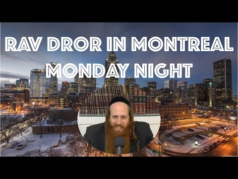 Monday Night   Montreal Breslov Center   Jan 25th 2016