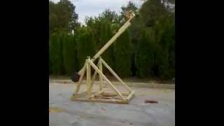 Pumpkin Catapult Fail