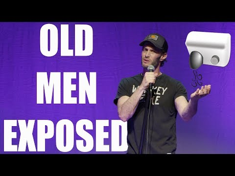 Old Men Exposed