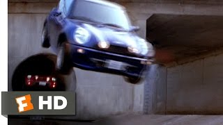 Tube Chase - The Italian Job (6/8) Movie CLIP (2003) HD