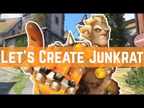 Let's Create Junkrat Concussion Mines! - Blueprints #20 [Unreal Engine 4 Tutorial]