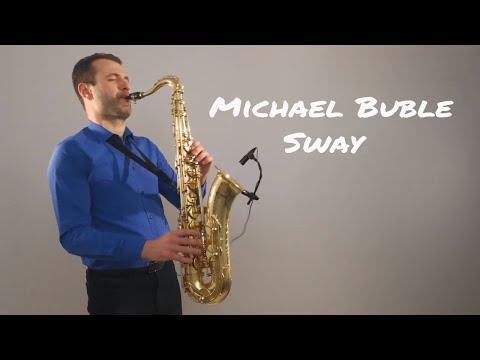 Michael Buble - Sway Saxophone Cover by Juozas Kuraitis