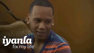 A Teenager Reveals Feelings About His Stepfather | Iyanla: Fix My Life | Oprah Winfrey Network