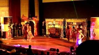 bimm drishti 2012 fashion show mov
