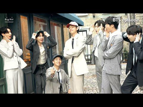 [EPISODE] BTS (방탄소년단) 'BE' Jacket Shooting Sketch