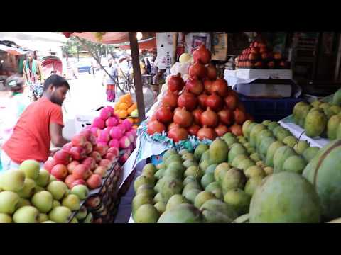 Bangladesh Street Food - Fruits Healthy Street Food Dhaka    Amazing Street Fruit All Collections