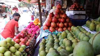 Bangladesh Street Food - Fruits Healthy Street Food Dhaka || Amazing Street Fruit All Collections