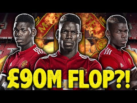 Is Paul Pogba WASTED At Manchester United?! | W&L