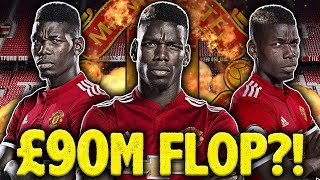 Are Manchester United RUINING Paul Pogba's Career?!   W&L