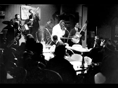 Howlin´Wolf (Goin´Down Slow Live)