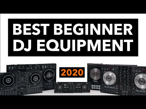 The Best DJ Equipment For Beginners In 2020!