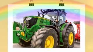 Моё первое видео.)Слайд-шоу про трактора)