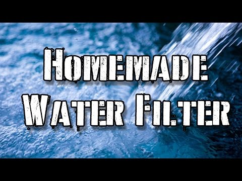 How To Make a Simple Water Filter