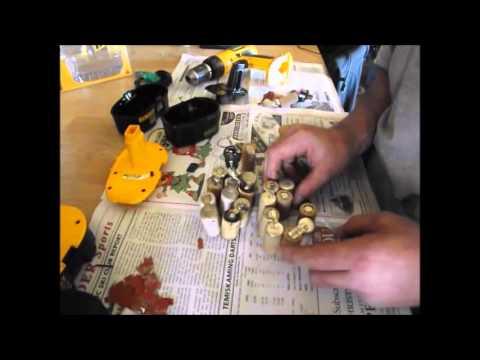 Dewalt 14 4 Battery Fix  Step by step Part 1