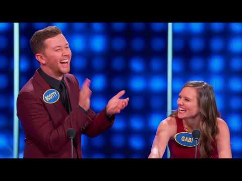 Tess Connell - Scotty McCreery and Fam on Celebrity Family Feud