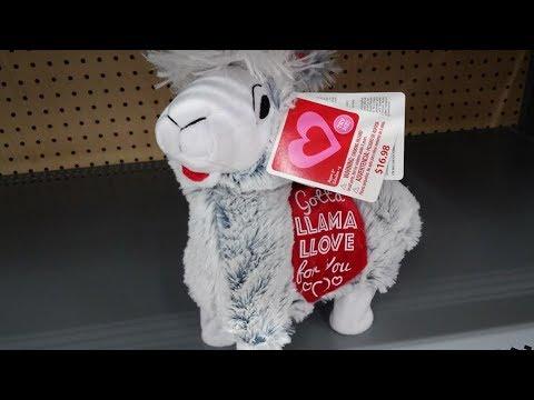 Darling Dancing - Llama | Gemmy Valentines 2018