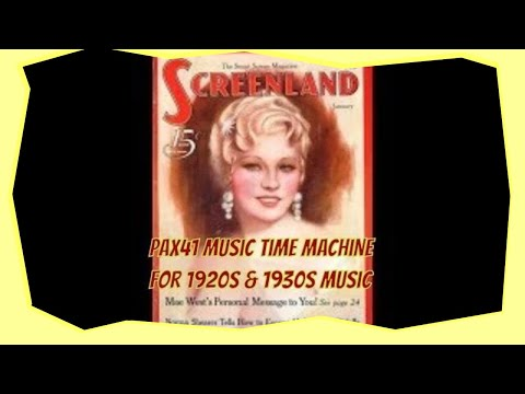 Get Happy With 1930s Music @Pax41