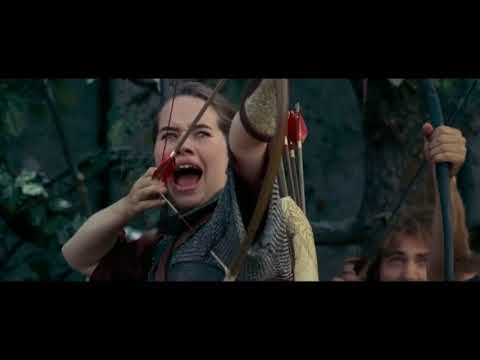 Narnia the pevensies fight song