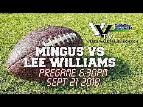 2018 Mingus Football: Game 6 vs Lee Williams