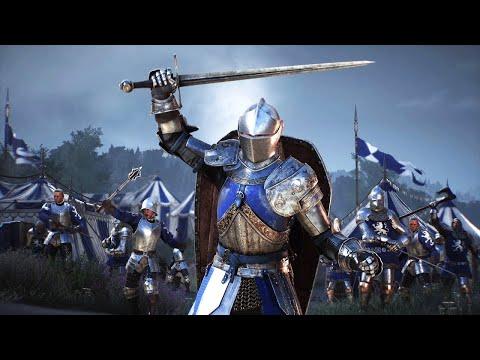 NEW – Chivalry 2 Gameplay – Siege Battles & More!