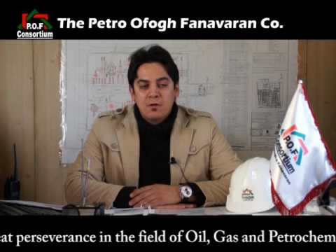 Reza Seif in Construction and pre-commissioning of Arak Oil Refinery