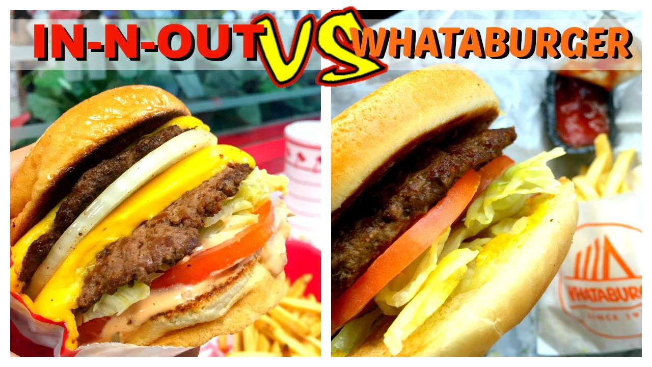 which is better in n out vs whataburger now jenn youtube. Black Bedroom Furniture Sets. Home Design Ideas