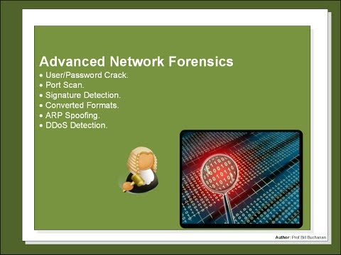 Advanced Network Forensics