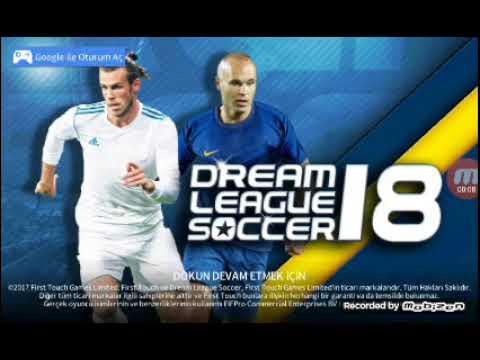 Dream League Soccer 2018 1. Bölüm