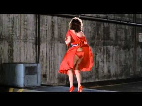 Kelly LeBrock  The Woman In Red
