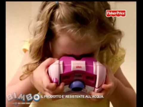 New Kid-tough Digital Camera Fisher Price - Bimbomarket