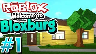 THIS GAME IS SO REALISTIC! (Roblox Welcome to Bloxburg) #1