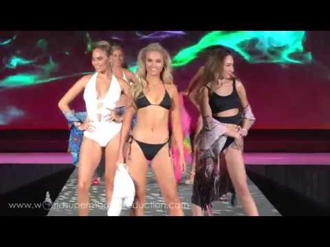 World Supermodel Fashion Show - Swimwear