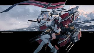 Azur Lane Ship Lines https://goo.gl/asL1Hc Azur Lane KMS Tirpitz (...