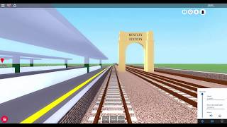 Roblox Mind The Gap Timelapes: Express Isembard to Denthorpe