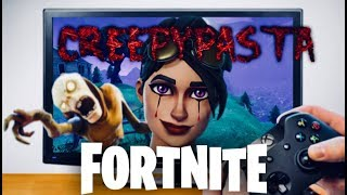 Creepypasta: ¡Nunca Juegues Fortnite De Noche!