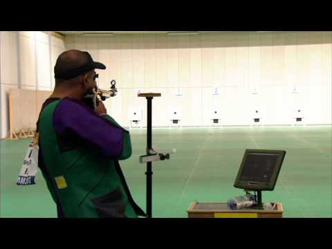 Shooting Men's Free Rifle 3x40 SH1 - Beijing 2008 Paralympic Games