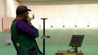 Shooting Men's Free Rifle 3x40 SH1 - Beijing 2008 Paralympic Games
