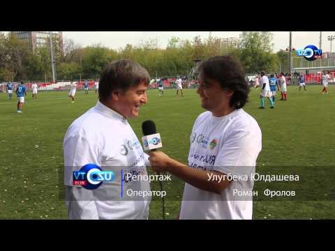 Осман Кадиев на UzTvRus