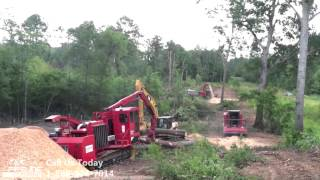 Pipeline Clearing - Right-of-Way Clearing - Site Prep