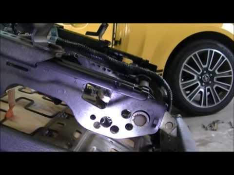 Ford Mustang Power Seat Temp fix not plete repair 20052012  YouTube