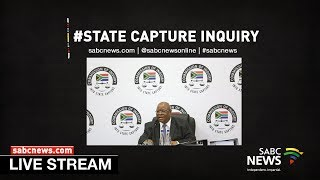 State Capture Inquiry, 22 March 2019