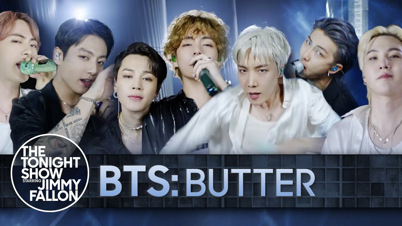 Download BTS: Butter   The Tonight Show Starring Jimmy Fallon