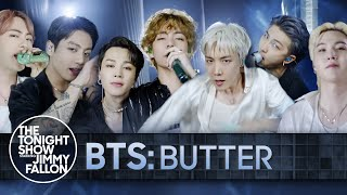 Download Mp3 BTS Butter The Tonight Show Starring Jimmy Fallon