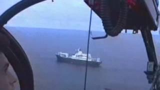 Voyage sur l'ile Saint Paul a 80km d'Amsterdam