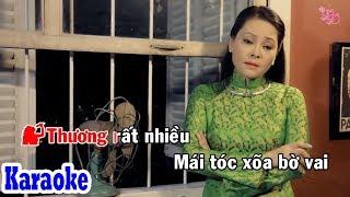 Trả Lại Thời Gian (Karaoke Beat) - Tone Nữ | Đông Đào Karaoke